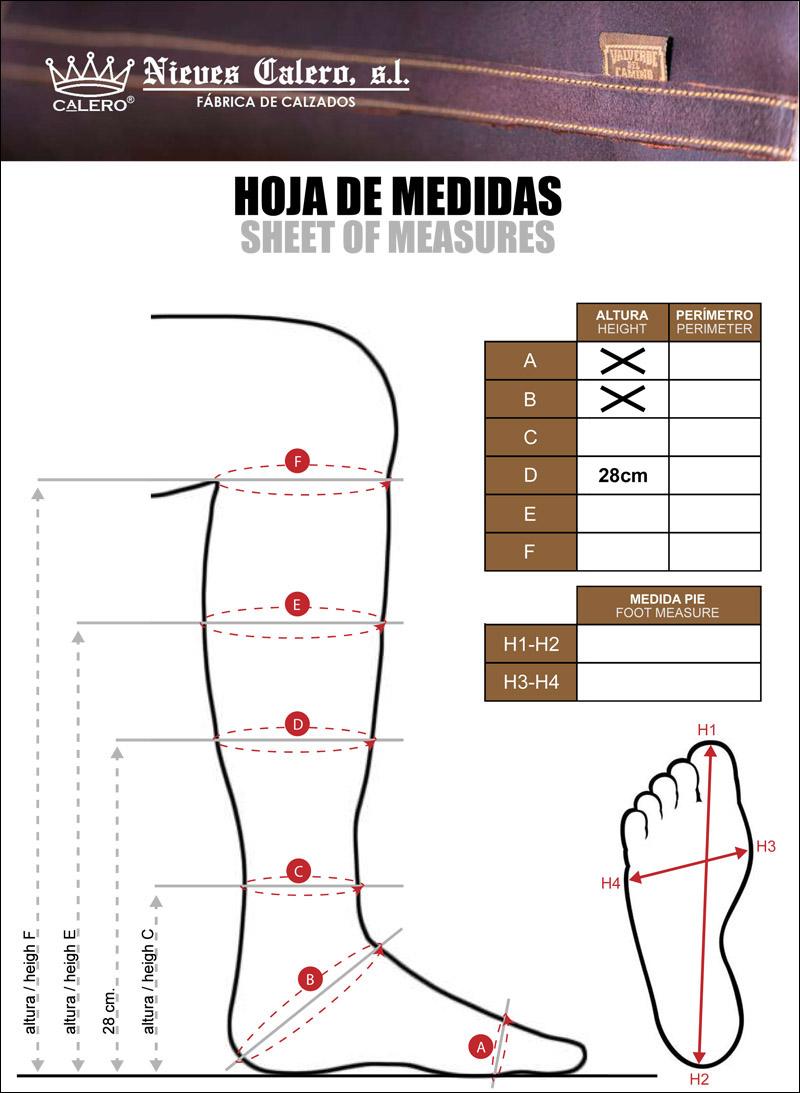 Measures Sheet